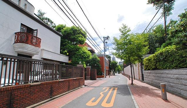 「東京 高級住宅地」の画像検索結果