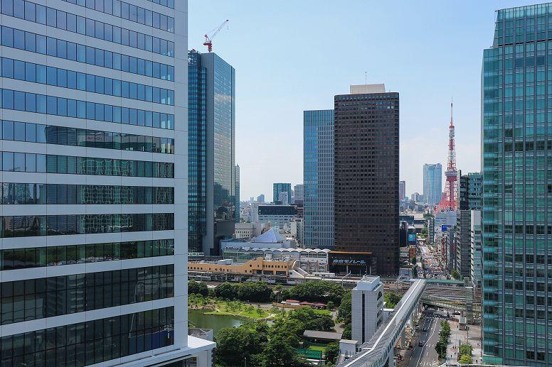 浜松町駅・大門駅