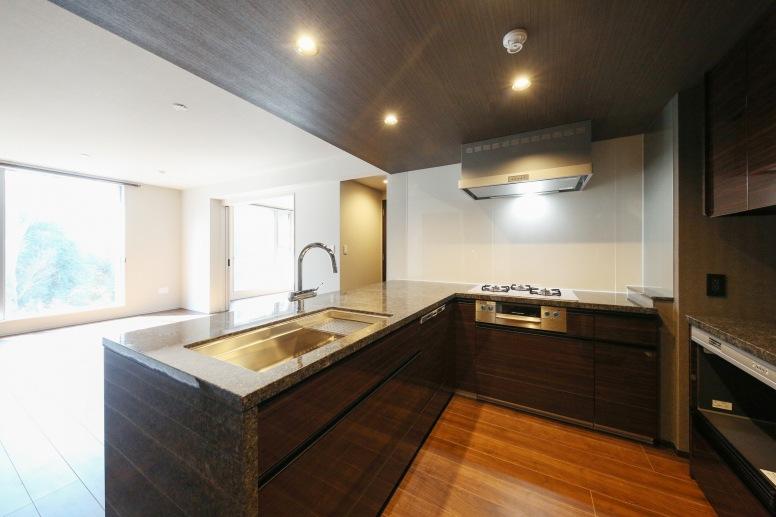 キッチン(3階Gタイプ)