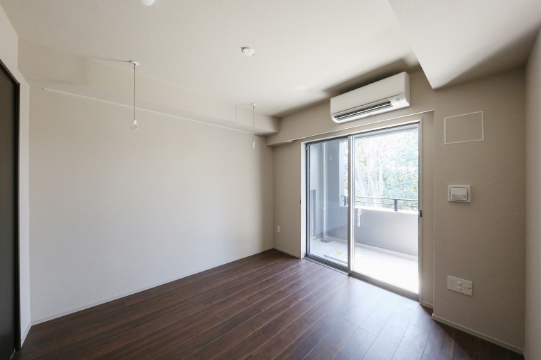 ベッドルーム(3階Gタイプ)