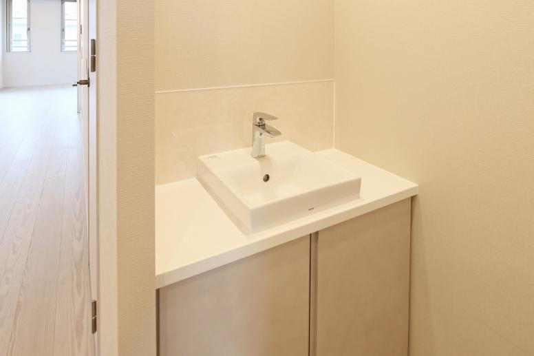 洗面スペース(タウンハウス)