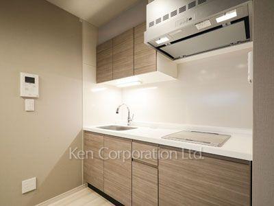 キッチン(1階・Dタイプ)  ※写真の無断転載禁止