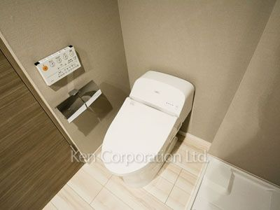 トイレ(1階・Dタイプ)  ※写真の無断転載禁止